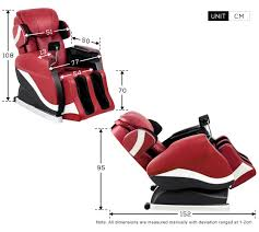 Massage Chair Amazon Uk by Life Carver Full Body Massage Chair Shiatsu Zero Gravity Recliner