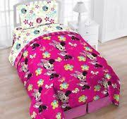 Minnie Mouse Twin Bed In A Bag by Minnie Mouse Bedding Ebay