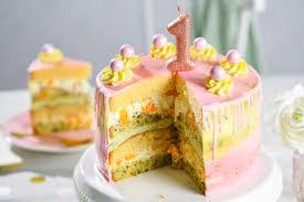 torte zum 1 geburtstag rezept backen de