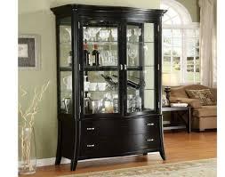 cabinet displayets glass ikea inside lighted corner curioet
