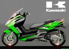 Expect A Scooter From Kawasaki As Soon The Styx River Ice Rink Opens