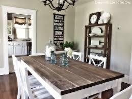 DIY Farmhouse Table Plans