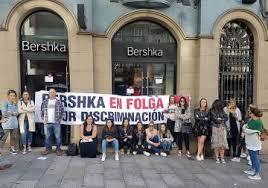 bershka si e social las empleadas de bershka en pontevedra mantienen su huelga