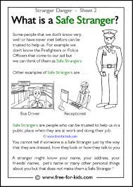 What Is A Safe Stranger