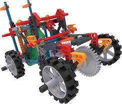 K'Nex Imagine 4Wd Demolition Truck Building Set | Creative Building ...