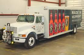100 Beverage Truck Woodchuck Hard Cider Navistar Beverage Truck With B Liberator