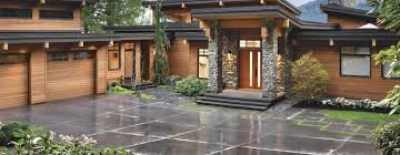 Northwest Home Design by Contemporary Vancouver Island Home With Japanese Influences