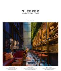 Sleeper March/April 2019 - Issue 83 By Mondiale Media - Issuu