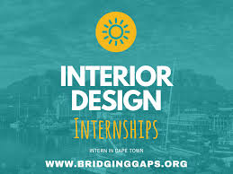 Interior Design Internships in Cape Town Fully Customised