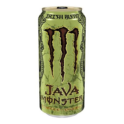 Monster Java Energy Drink - Coffee