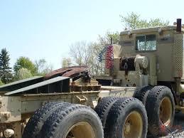 100 Military Semi Truck 1980 AM General 8x6 20Ton M920 Tractor W 45000