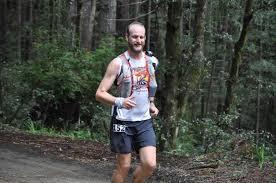Jacob Running The Mendocino 50K