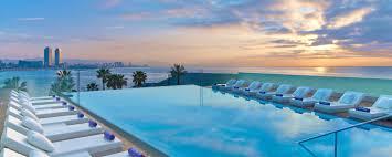 100 W Hotel Barcelona Luxury Boutique In