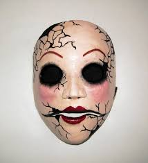 Purge Mask Halloween by The Purge Mask Makeup Halloween Thepurge Makeup B E A U T Y Best