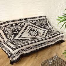 jeté de canapé en jeté de canapé dessus de chaise jeté de canapé textile déco