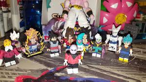 Lego Custom Ultra Instinct Goku Showcase