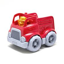 100 Toy Fire Truck Engine Green S