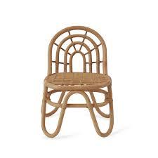 Oyoy - Rainbow High Chair, Bamboo