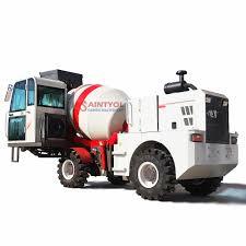 100 Concrete Truck Capacity Qingdao Saintyol DAWIN Machinery CoLtd