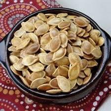 Sprout Pumpkin Seeds Recipe by Best 25 Roasted Pumpkin Seeds Ideas On Pinterest Cooking