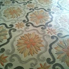 Home Improvement Retro Linoleum Floor Patterns Yellow Vintage Flooring Tile On Catalog Request