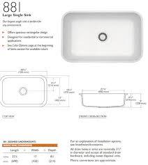 Dupont Corian Sink 809 by Corian Sinks Installer Ohio