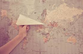 Friendship Hand Love Map Photography Plane The World Travel