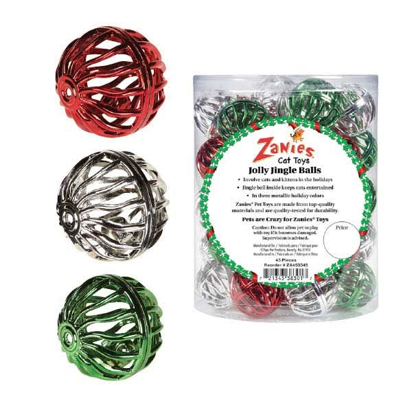 Zanies Jolly Jingle Balls