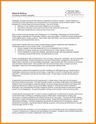 Sample Resume Profile Headline Examples Best Of Professional For College Student Templates