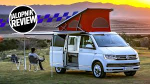 100 House Van The 2018 VW T6 California Is The Best Car Thats Also A