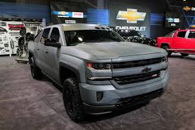 Chevy Silverado Special Ops Headed For Limited Production - Chevy ...