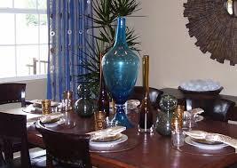 beautiful arrangement centerpiece dining room table home interiors