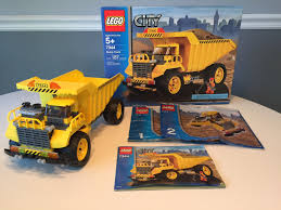 LEGO 7344 City Dump Truck - With Box And Instructions [322618900311 ... Car And Caravan Lego City Set 4435 City Flickr Lego Garbage Truck Shop For Amazoncom 4202 Ming Toys Games Brickset Guide Database Toy Story 7789 Lotsos Dump Matnito 2009 Ideas Product Ideas Frieght Liner Dump Truck 4432 From Conradcom Dump 7631 1450 Pclick Uk Tanker 60016