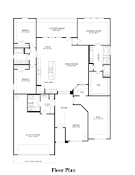 Centex Homes Floor Plans by Grantham New Home Plan Spring Tx Pulte Homes New Home