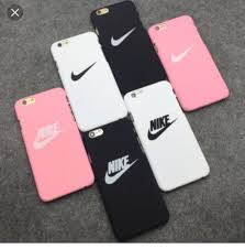 Phone cover pink iphone case iphone 6 case nike nike case