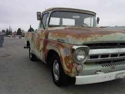 Ford Trucks For Sale In El Paso Tx Better 1957 Ford F100 Farm Truck ... Ford Fseries Wikiwand Trucks For Sale In El Paso Tx Incredible 1957 Ford F100 Farm Flashback F10039s New Arrivals Of Whole Trucksparts Or Ground Hog The Motorhood 1955 F100 Sale Pickup Styleside Youtube F600 Flatbed Truck Item K6739 Sold May 18 Veh Ranchero Near Cadillac Michigan 49601 Classics 10 Vintage Pickups Under 12000 Drive Why Is Tching Its Future To Trucks