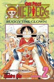 One Piece Volume 02 Buggy The Clown By Eiichiro Oda