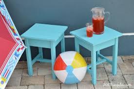 Build Outdoor Patio Set by Build An Adirondack Patio Table Hometalk