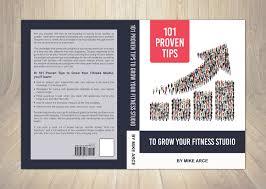 100 Studio 101 Designs Modern Masculine Fitness Book Cover Design For A Company