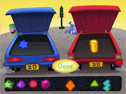 100 3d Tow Truck Games 2D And 3D Shapes Factory Game Game Educationcom