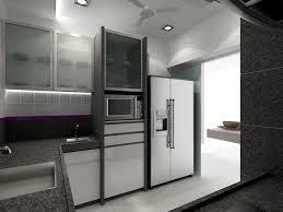 Kitchen Designs Modular Sleek Small