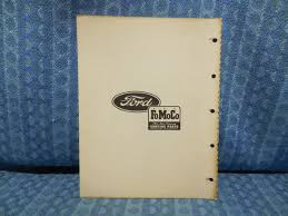 100 Car And Truck Parts 19401953 Ford Original Master Cross Reference