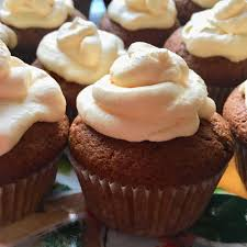 Panera Bread Pumpkin Muffin Nutrition Facts by Homemade Pumpkin Muffins With Whipped Cream Topping Yummy