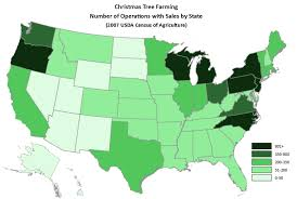 Tannenbaum Christmas Tree Farm Sioux Falls by History Of American Forests Tree Maps Made For 1884 Census 9 Maps