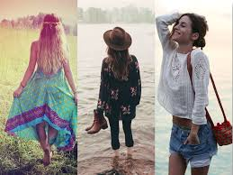 Bohemian Chic Style For Summer 1