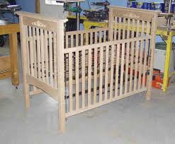 Free Woodworking Plans For Baby Cradle free woodworking plans for baby crib image mag