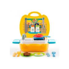 malette cuisine malette jouets de cuisine pour enfant achat vente dinette