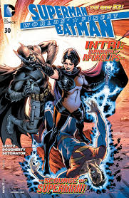 Worlds Finest 30 Preview