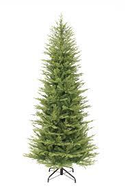 75 Ft Slim Christmas Tree by 7 5ft Kensington Fir Slim Life Like Artificial Christmas Tree