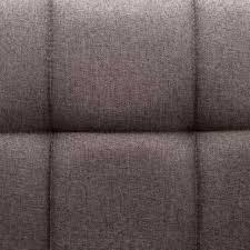 vidaxl esszimmerstühle 2 stk drehbar taupe stoff 283644